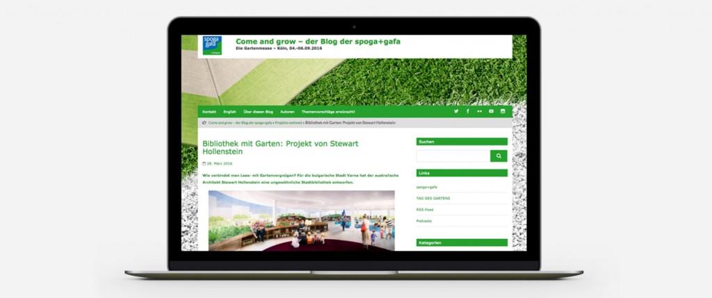 Broekman+Partner Garden Unique Digitale Kommunikation