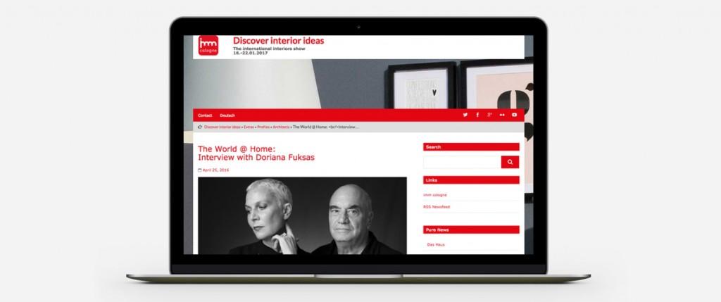 Broekman+Partner imm cologne Digitale Kommunikation
