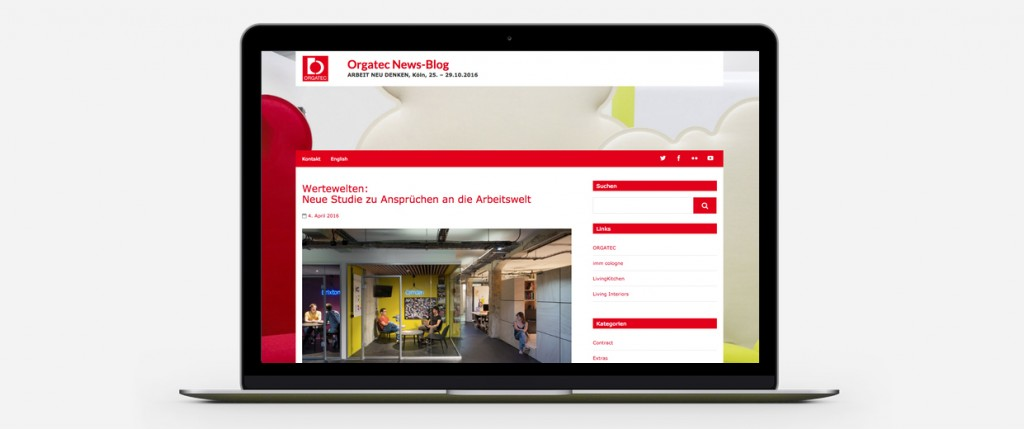 Broekman+Partner Orgatec | Digitale Kommunikation