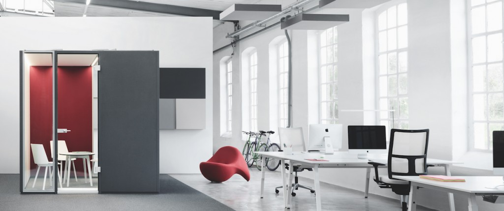 Broekman+Partner Carpet Concept Brand Building CAS Rooms